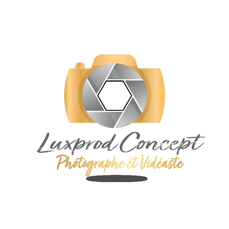 Logo luxprod photogtraphe